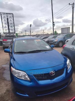 Toyota Corolla 2011 Blue | Cars for sale in Lagos State, Ojodu