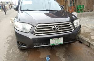 Toyota Highlander 2009 Gray   Cars for sale in Lagos State, Ikeja