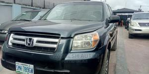 Honda Pilot 2006 EX 4x4 (3.5L 6cyl 5A) Gray | Cars for sale in Lagos State, Lekki