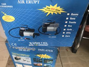Air Erupt Tire Inflator | Vehicle Parts & Accessories for sale in Lagos State, Ogba