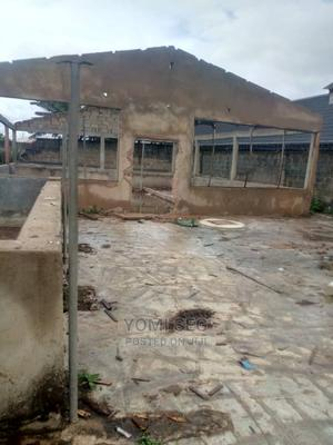 Full Plot of Land and Complet 2 Bedroom With Fense 3.5m   Commercial Property For Sale for sale in Ogun State, Ifo