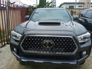 Toyota Tacoma 2018 Limited Gray   Cars for sale in Lagos State, Ajah