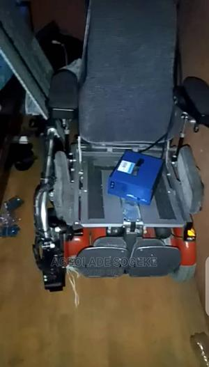 Advanced Motor Wheelchair | Medical Supplies & Equipment for sale in Lagos State, Ajah