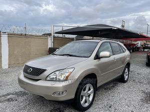 Lexus RX 2007 350 4x4 Gold | Cars for sale in Lagos State, Amuwo-Odofin