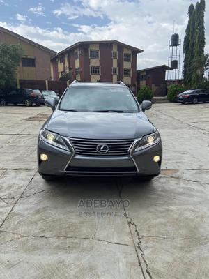 Lexus RX 2013 Gray | Cars for sale in Oyo State, Ibadan