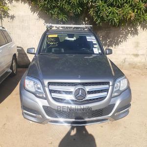 Mercedes-Benz GLK-Class 2013 350 4MATIC Gray | Cars for sale in Delta State, Warri