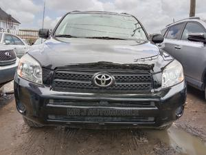 Toyota RAV4 2006 2.0 4x4 VX Automatic Black | Cars for sale in Lagos State, Isolo