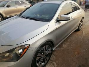 Mercedes-Benz CLA-Class 2015 Silver | Cars for sale in Lagos State, Alimosho