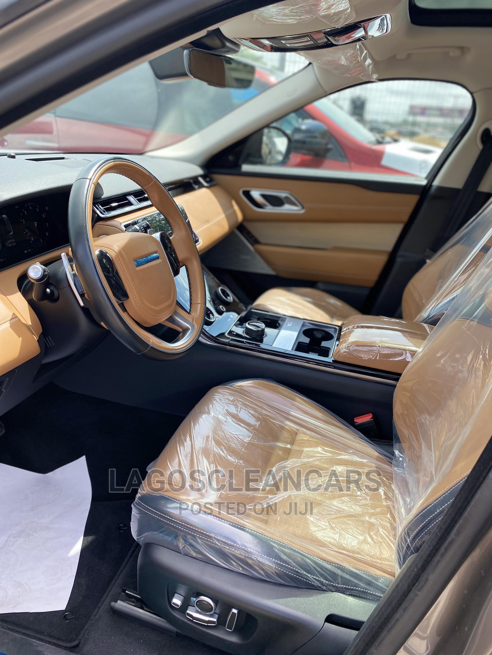 Land Rover Range Rover Velar 2018 P380 HSE R-Dynamic 4x4 Brown | Cars for sale in Lekki, Lagos State, Nigeria