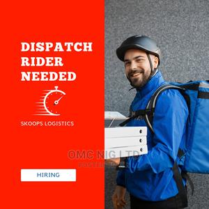 Dispatch Rider Needed | Logistics & Transportation Jobs for sale in Lagos State, Oshodi