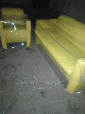 Fabric Sofa {1 Seater, 2-Seater, 3-Seater}   Furniture for sale in Lagos State, Yaba