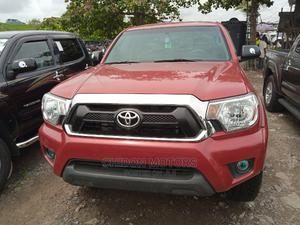 Toyota Tacoma 2013 Red   Cars for sale in Lagos State, Apapa