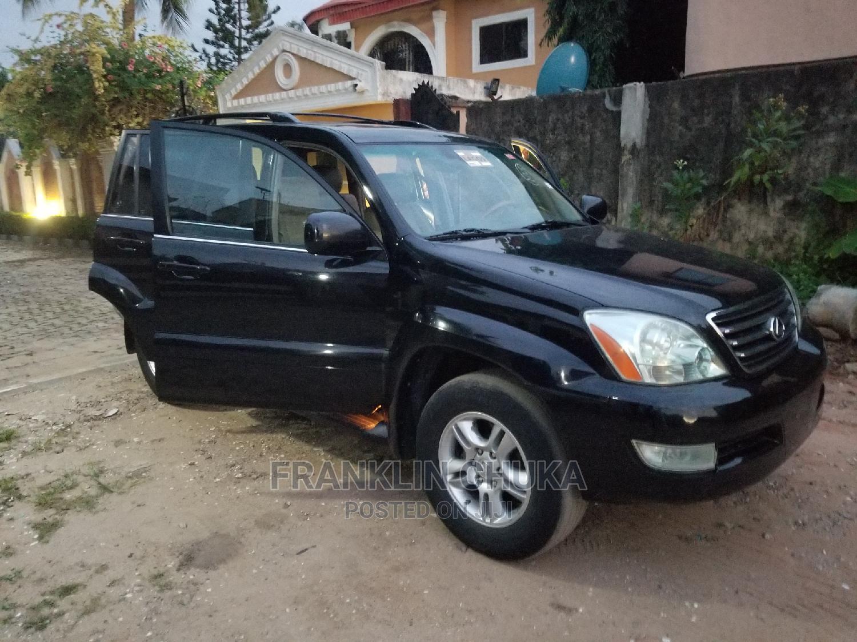 Lexus GX 2005 470 Sport Utility Black | Cars for sale in Apapa, Lagos State, Nigeria