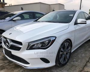 Mercedes-Benz CLA-Class 2019 White | Cars for sale in Lagos State, Lekki