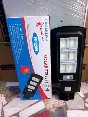 120watts Proenergy Solar Street Light   Solar Energy for sale in Lagos State, Ojo