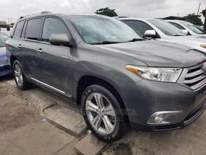 Toyota Highlander 2012 Limited Green   Cars for sale in Lagos State, Apapa