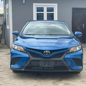 Toyota Camry 2018 Blue   Cars for sale in Lagos State, Yaba