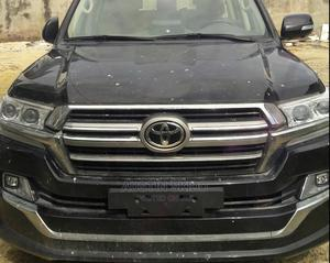 New Toyota Land Cruiser 2020 5.7 V8 VXR Black | Cars for sale in Lagos State, Ajah