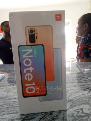 New Xiaomi Redmi Note 10 Pro 128 GB Gray   Mobile Phones for sale in Abuja (FCT) State, Wuse 2