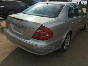 Mercedes-Benz E320 2006 Silver | Cars for sale in Lagos State, Ikeja