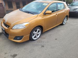 Toyota Matrix 2009 Gold | Cars for sale in Lagos State, Surulere