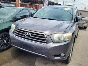 Toyota Highlander 2009 Gray   Cars for sale in Lagos State, Surulere