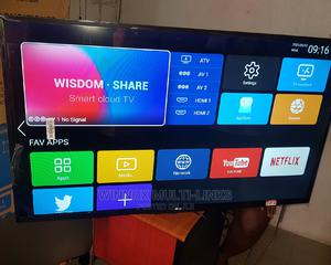 Lg 55 Inches Smart Android Tv   TV & DVD Equipment for sale in Lagos State, Lekki