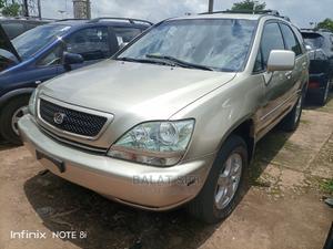 Lexus RX 1999 300 Gold | Cars for sale in Kaduna State, Kaduna / Kaduna State