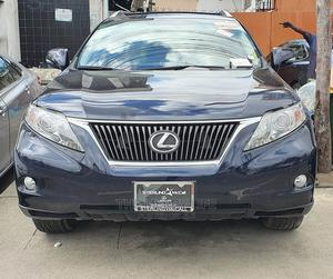 Lexus RX 2010 350 Blue   Cars for sale in Lagos State, Ikoyi