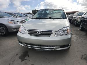 Toyota Corolla 2004 Silver   Cars for sale in Lagos State, Amuwo-Odofin