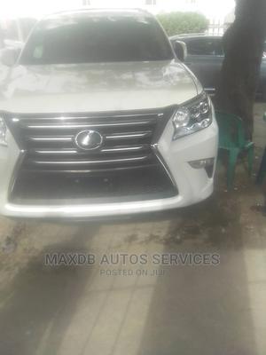 Lexus GX 2016 White | Cars for sale in Lagos State, Amuwo-Odofin