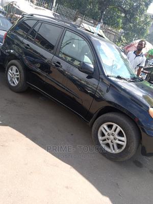 Toyota RAV4 2004 2.0 4x4 Black   Cars for sale in Lagos State, Surulere