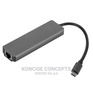 USB Type C Hub 5 in 1 | Accessories & Supplies for Electronics for sale in Lagos State, Yaba