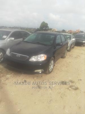 Toyota Corolla 2005 Black | Cars for sale in Lagos State, Amuwo-Odofin