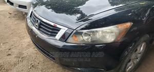 Honda Accord 2008 Black | Cars for sale in Lagos State, Surulere