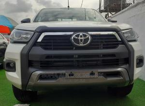 New Toyota Hilux 2021 Off White   Cars for sale in Lagos State, Ogba