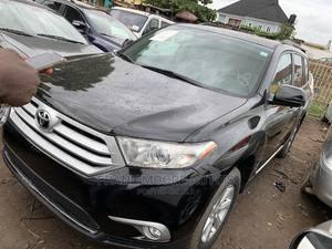 Toyota Highlander 2011 Black   Cars for sale in Lagos State, Isolo