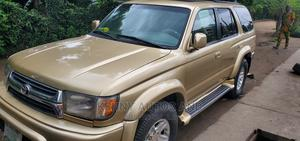 Toyota RAV4 2001 Gold | Cars for sale in Lagos State, Surulere
