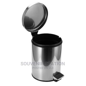 12L Stainless Steel Pedal Bin | Home Accessories for sale in Lagos State, Gbagada