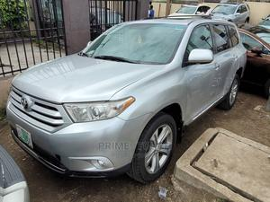 Toyota Highlander 2012 Limited Silver   Cars for sale in Lagos State, Surulere