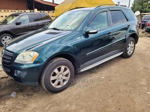 Mercedes-Benz M Class 2006 Green | Cars for sale in Lagos State, Surulere