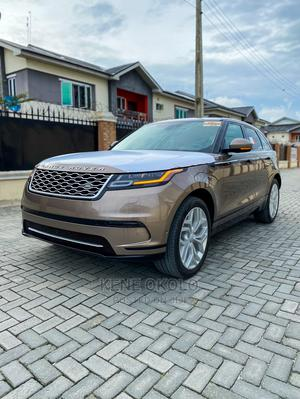Land Rover Range Rover Velar 2018 P380 SE R-Dynamic 4x4 Brown | Cars for sale in Lagos State, Lekki