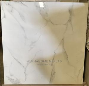 120 by 120 Carrara Spain Tiles   Building Materials for sale in Lagos State, Orile