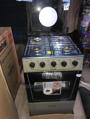 Brand New SCANFROST(5050)4borner All Standing Gas Cooker, | Kitchen Appliances for sale in Lagos State, Ojo
