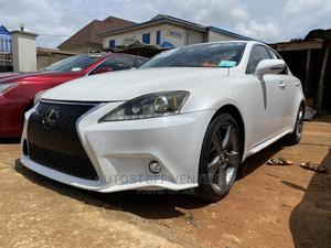 Lexus IS 2011 250 AWD Automatic White   Cars for sale in Lagos State, Ikorodu