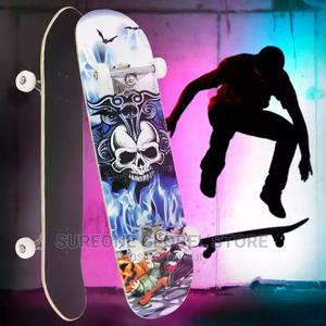 Skate Board Professional Board   Sports Equipment for sale in Lagos State, Ikoyi