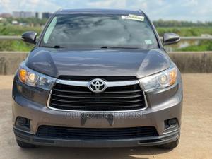 Toyota Highlander 2017 Gray | Cars for sale in Abuja (FCT) State, Garki 1