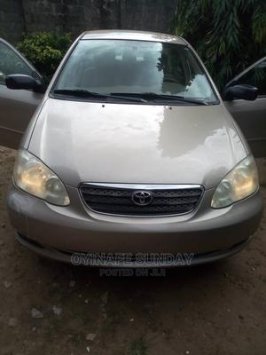 Toyota Corolla 2007 LE Gold   Cars for sale in Lagos State, Alimosho