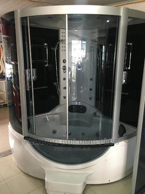 Luxury England Steam Shower-Room With Jacuzzi   Plumbing & Water Supply for sale in Lagos State, Orile