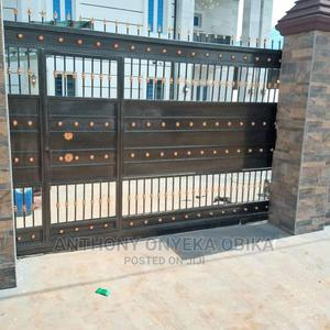 Iron Gate With Burglary | Other Repair & Construction Items for sale in Lagos State, Ikeja
